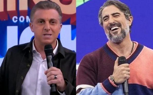 Um mês depois, Huck e Mion vivem situações bem diferentes na Globo