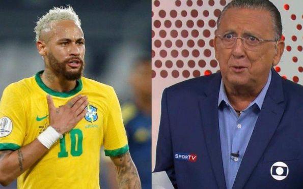 Xingou? Entenda a polêmica entre Galvão Bueno e Neymar