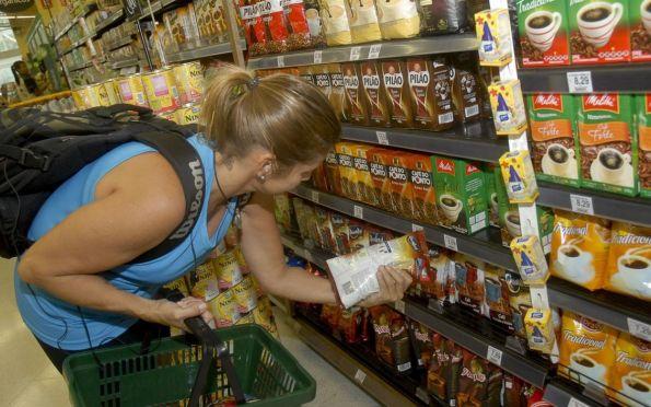 Vendas de supermercados aumentam 4,3% em outubro deste ano