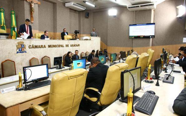 Vereadores aprovam, em 1ª votação, o Projeto da LOA 2020