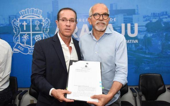 Câmara recebe Projeto que autoriza PPP para iluminar cidade com LED