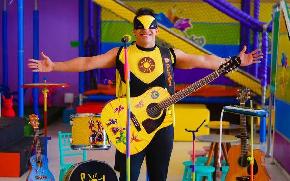 Banda Sol Kids comanda 'Bailinho de Pijama' em Aracaju