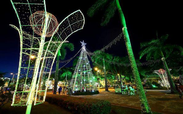 Confira a programação do Natal Iluminado do Centro nos próximos dias
