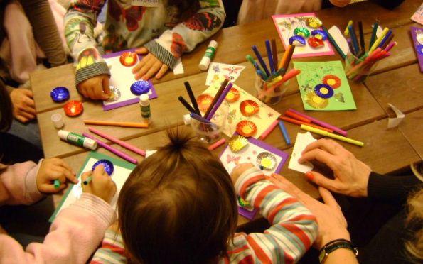 Ferreira Costa oferece oficinas gratuitas para as crianças