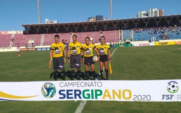 Sergipe vai entrar com representação contra arbitragem do clássico
