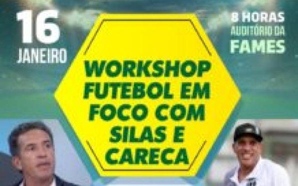 Fames promove workshop Futebol em Foco na zona Sul de Aracaju