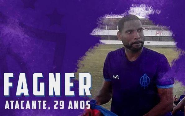 Itabaiana contrata centroavante Fagner, ex-Cajazeiras (BA)