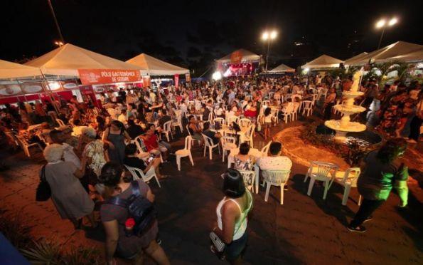 Feira de Sergipe encerra neste domingo com programação musical