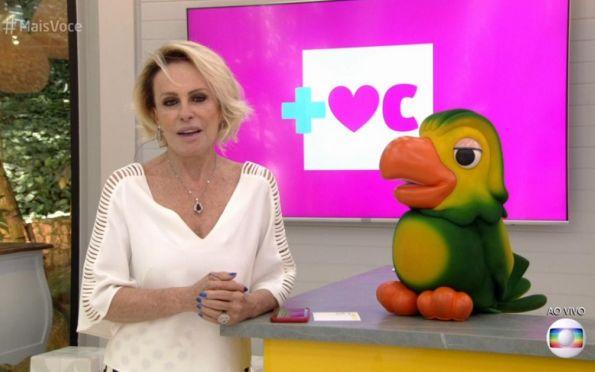 Ana Maria Braga fala de tratamento contra câncer de pulmão — Foto: TV Globo