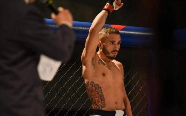 Sergipano vai à Inglaterra para tentar conquista de cinturão de MMA