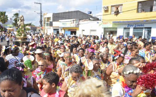 """Assistência Social de Socorro realiza """"Bloquinho Vim pra te ver"""""""
