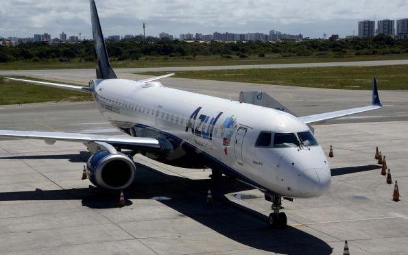 Azul terá novo voo entre Aracaju e Salvador a partir de abril