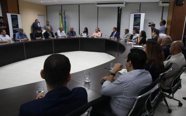 Governo instala comitê para planejar Sergipe 2050