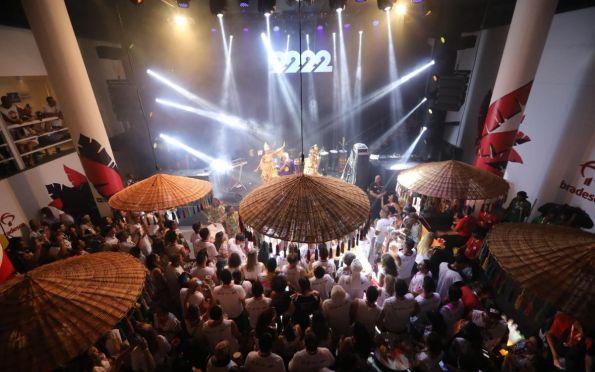 Expresso 2222 terá cinco espaços gastronômicos fixos no Carnaval 2020