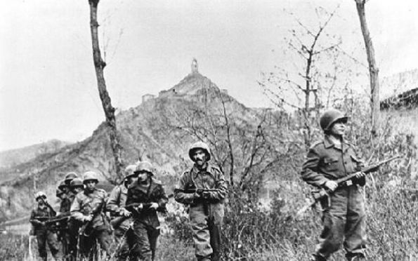 2ª Guerra: histórica tomada de Monte Castello completa 75 anos