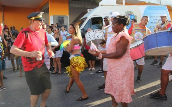 Confira a programação deste sábado do Bloco Rasgadinho em Aracaju