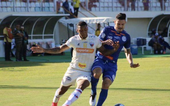 Dragão vence por 2 a 0 e mantém campanha histórica na Copa do Nordeste