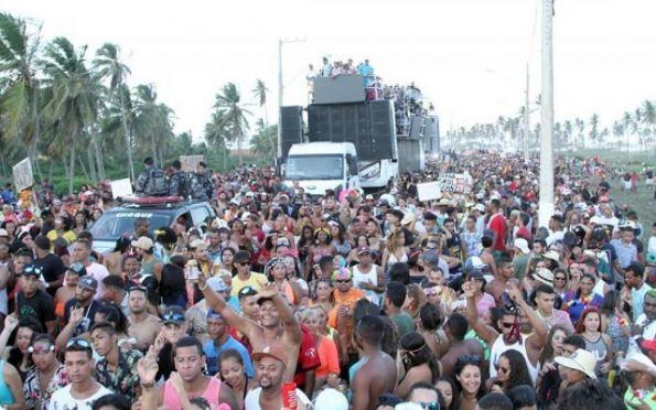 Confira as atrações da terça de carnaval em Sergipe
