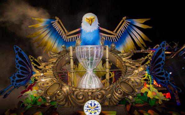 Kelly Ferreira/ Reprodução Redes Sociais Águia de Ouro