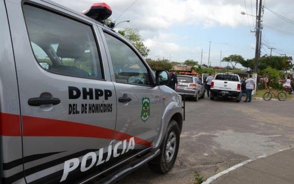 DHPP investiga homicídio de jovem de 18 anos no Pereira Lobo