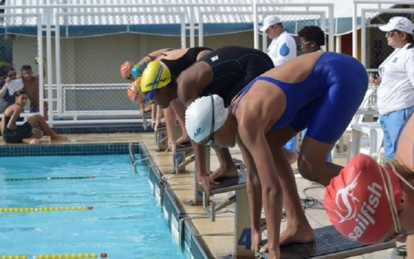 Competições de natação são suspensas por 21 dias em Sergipe