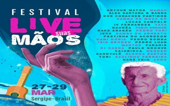 Confira opções de lives de músicos sergipanos para curtir em casa