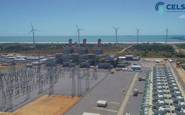 Aneel autoriza operação comercial da Termoelétrica Porto de Sergipe