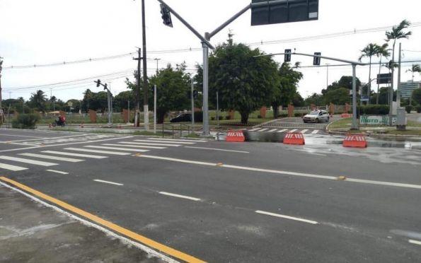 Furto de cabos de semáforos prejudica trânsito da capital