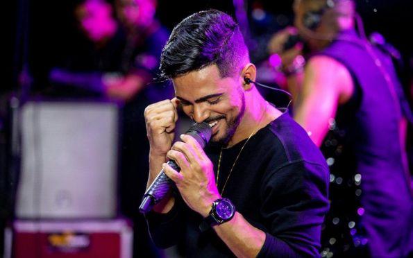 Luanzinho Moraes anuncia gravação de CD ao vivo pelo Instagram