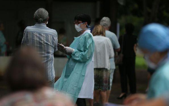 Brasil registra 11.130 casos de covid-19 e 486 mortes