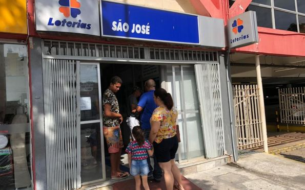 Mega-Sena sorteia neste sábado prêmio acumulado de R$ 5,5 milhões