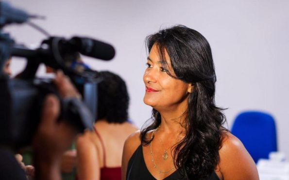 Eliane Aquino diz que ela e familiares estão recuperados da covid-19