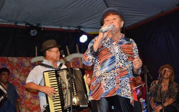 Cantora de forró Marluce Bezerra morre aos 73 anos, em Areia Branca