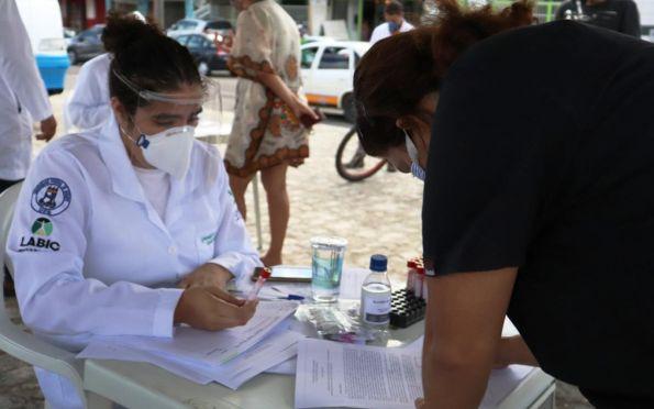 Sergipe se aproxima dos 6.500 casos registrados da Covid-19