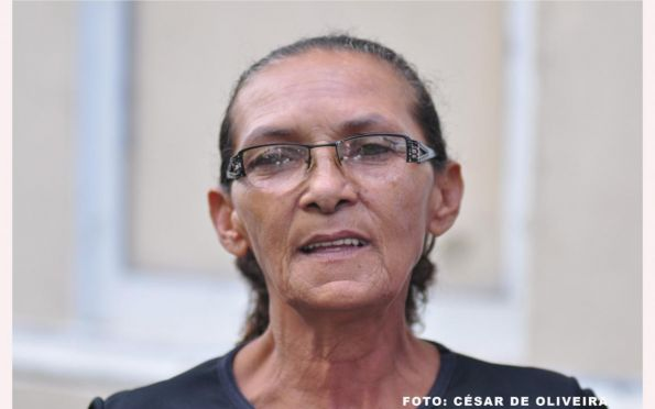 Candelária morre os 70 anos por complicações da Covid-19