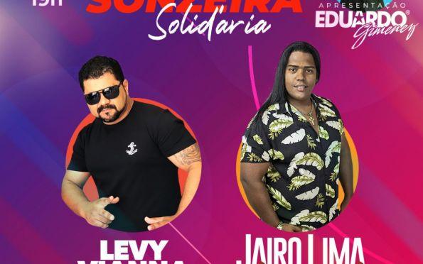 Live Sonzeira Solidária ocorre nesta quinta-feira em prol do Same