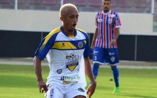 Freipaulistano confirma volta de Tiquinho ao time do Agreste