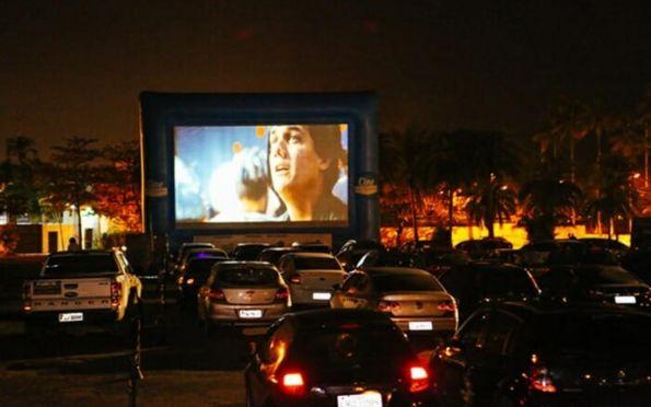 Cine Vitória deve estrear cinema drive-in no mês de agosto em Aracaju