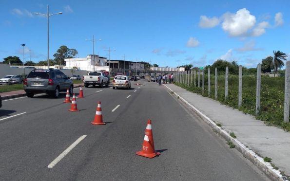 Ciclista morre em acidente no bairro Inácio Barbosa, em Aracaju