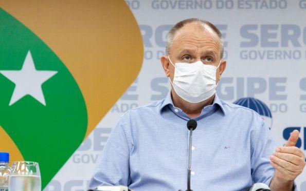 Belivaldo Chagas não descarta suspensão da reabertura da economia