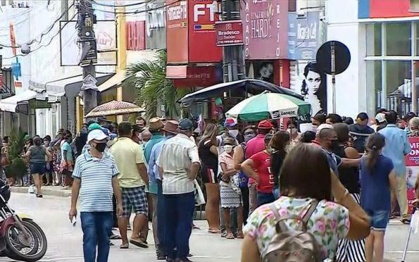 Com mais de 1.400 casos de covid-19, Itabaiana pode enfrentar lockdown