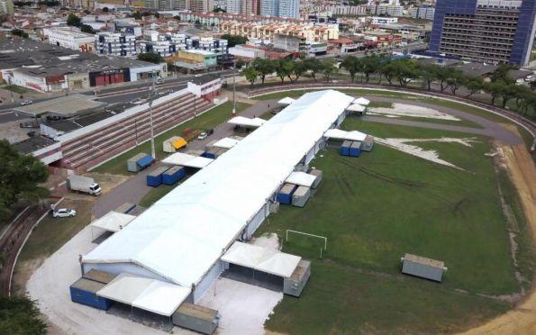 PF investiga desvio de verbas na licitação do Hospital de Campanha de Aracaju