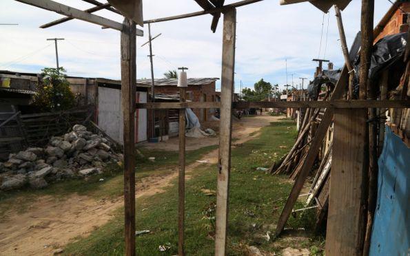 Defensoria cobra Prefeitura sobre auxílio à famílias das Mangabeiras