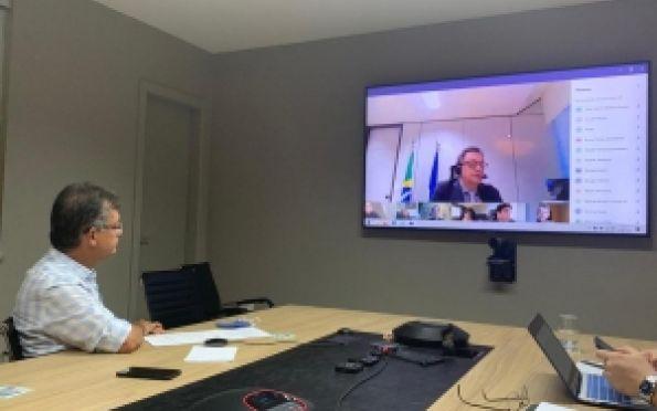 Laércio Oliveira confia que Lei do Gás será aprovada em julho