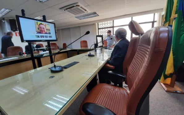 Indicações de Ibrain Monteiro são aprovadas na Alese