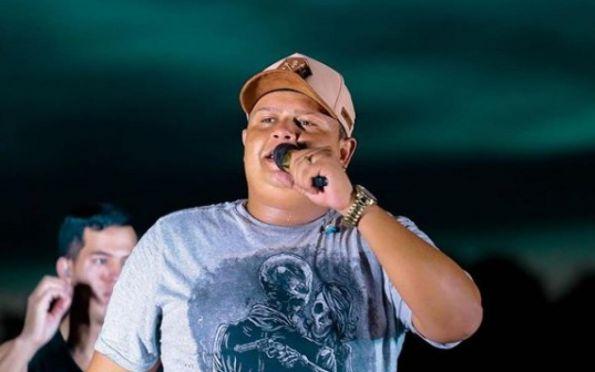 Weliton Gordinho se prepara para lançamento de CD em sua terceira Live