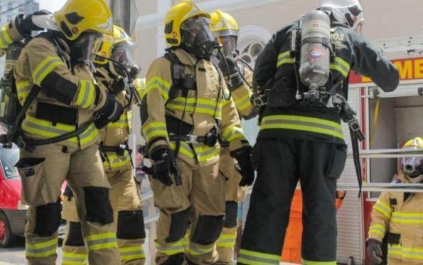 Ações dos Bombeiros em Sergipe subiram 5,6% no primeiro semestre
