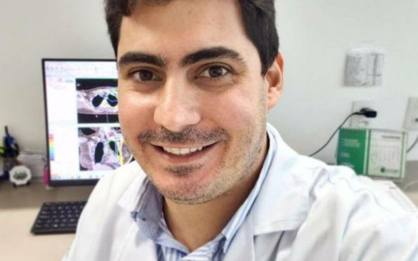 Aos 35 anos, médico Marco Antônio Campos Santana morre vítima da covid-19