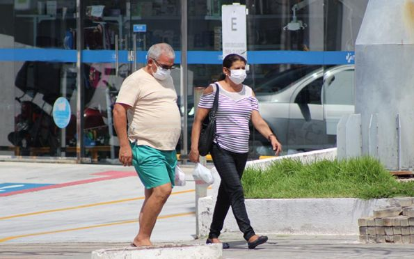 Deputados estaduais aprovam multa pelo não uso da máscara em Sergipe