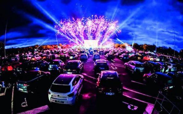 Aracaju vai receber o 'Cine Road Show Drive-In'